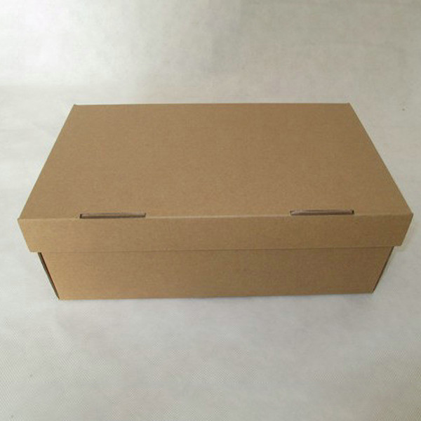 with box