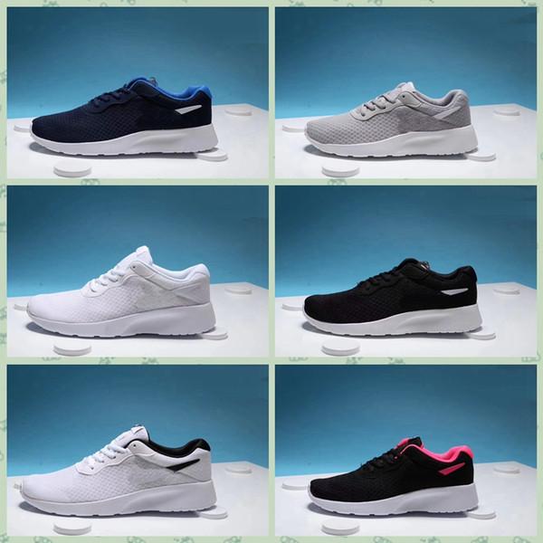 d2e7c0fb Nike Air Max Original Roshe Tanjun Hombres Mujeres Deportes zapatos al aire  libre Ejecutar Diseñador de