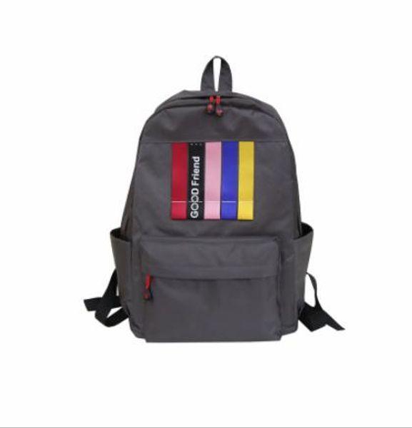 2019 yeni kontrast renk sırt çantası eğilim patlamalar sırt çantası