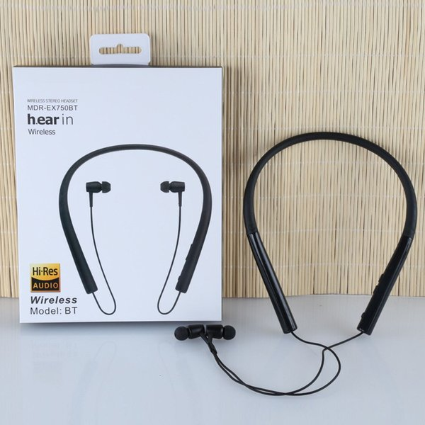 Wholesale High Quality Wireless Headset For Cell Phone Stereo Bluetooth Earphone Neckband Sport Outdoor Headphone For Wireless Store