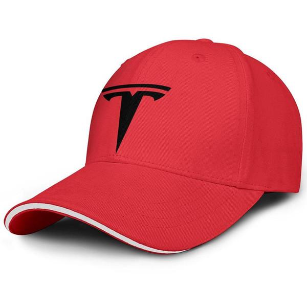 87c88e922 Womens Mens Flat-along Adjustable Tesla LOGO Rock Punk Cotton Snapback Hats  Summer Hats Cadet Army Caps Airy Mesh Hats For Men Women