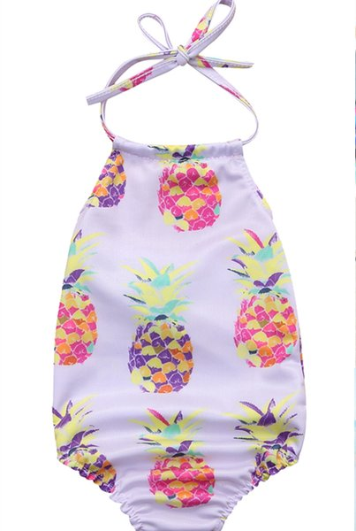 best selling Infant Kids Baby Girl Swimsuit Swimwear Bikini Bathing Beachwear Cute Fashion Cool High Quality Outfits Summer Hot Selling