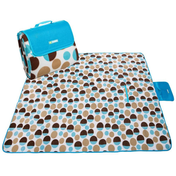 Soft fleece Extra Large Picnic Blanket Tote 150 x 200cm Multicolor for hiking outdoor camping picnic US Free shipping