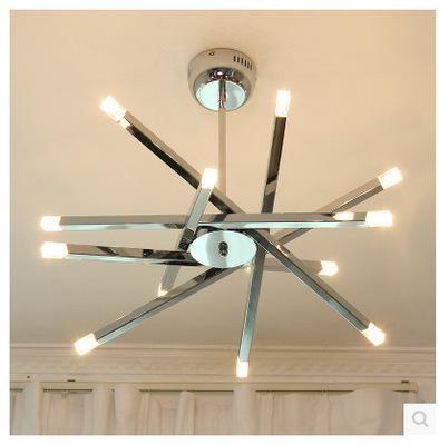 JESSS modern DIY iron sky star overpass pendant ligh living room bar dining room hanging lighting lamp110V ``260V