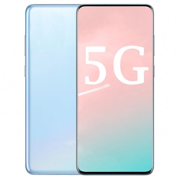 best selling 6.9inch Goophone 20 Plus 20+ 20U MTK6580 Quad Core 1GB RAM 8GB ROM 3G WCDMA Cellphones shows Fake 5G Displayed Phone