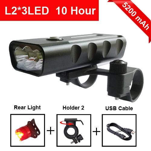 L2 5200mAh taillight