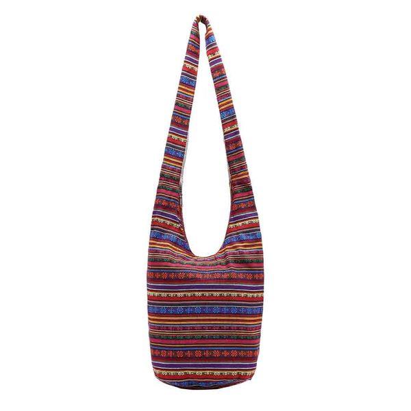a13667796ded New Fashionable High Quality Canvas Floral Folk-Custom Women Bucket Bag  Hand Bag Printing Crossbody Bolsos Mujer