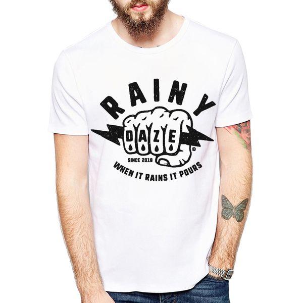 Serin Adam Yaz Yeni Erkek T-shirt Basit Gündelik Baskı Erkek Yuvarlak Boyun Kısa kollu Gevşek Moda T-shirt Erkekler Pdr-r