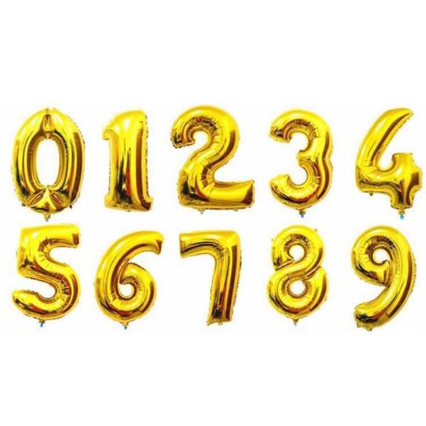 Random gold number
