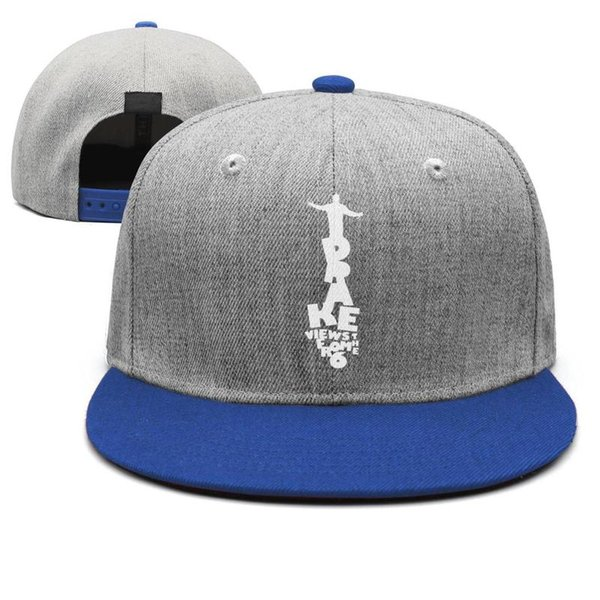 Chapeau de Baseball Hommes Femmes Designer Drake Blanc So Far Gone Flat Brimmed Hip Hop Snapbacks chapeaux Hipster mens styles de chapeau