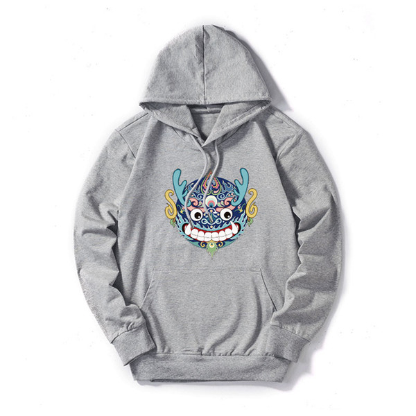 designer mens hoodies customizable hooded cartoon print sweaters casual long sleeve pullover fashion loose thin sweatshirts m-5xl wholesale