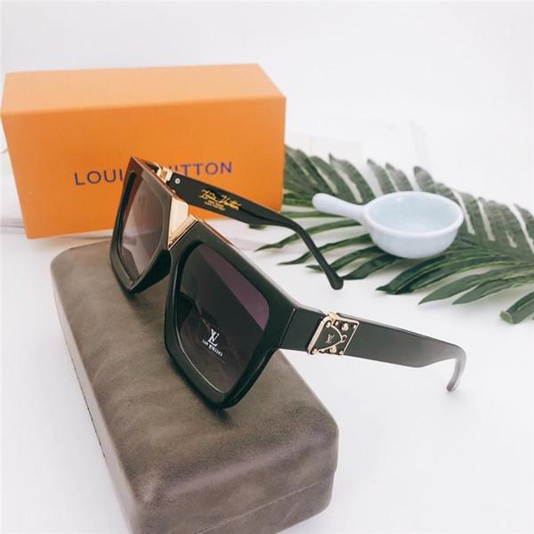 Оптовой бренд солнцезащитных очков дизайнеров высокого качества солнцезащитных очков качества роскошь высокой к.-а. солнцезащитные очки для мужчин и женщин, с коробкой