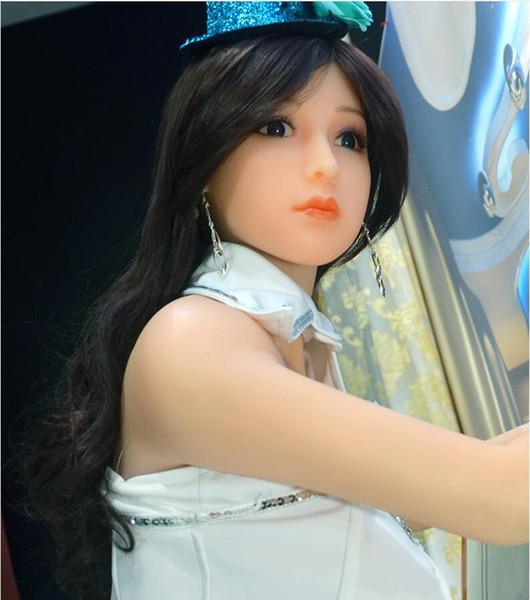 grandeur nature de poupée d'amour de silicone véritable corps entier poupées de sexe mâle japonais Lifelike vagin coup réaliste des jouets sexuels de poupée pour les hommes