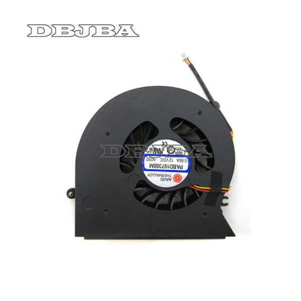 New Laptop CPU fan for MSI MS-1781 MS-1782 GT72 GT72S GT72VR 6RE 6RD 7RE 7RD Dominator Pro Cooling Fan PABD19735BM 0.65A -N292
