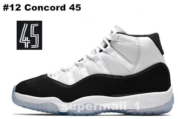 # 12 Concord 45