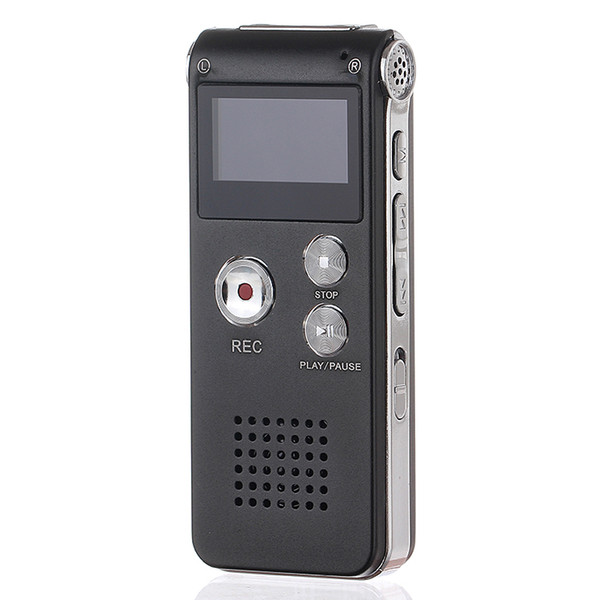 best selling Hottest Manufacturer Meeting 8GB Digital Voice Recorder With LCD Screen Microphone MP3 Player and pen dictaphone