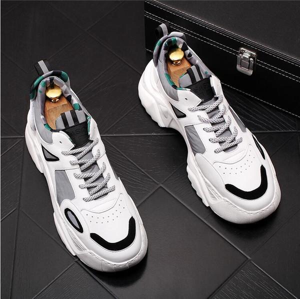 Hot!! 2019 Fashion Sneaker Casual Dad Shoes For Men'S White Black Cheap Sports Designer Shoe Da029 Casual Shoes For Men Women Shoes From Yaoxu,