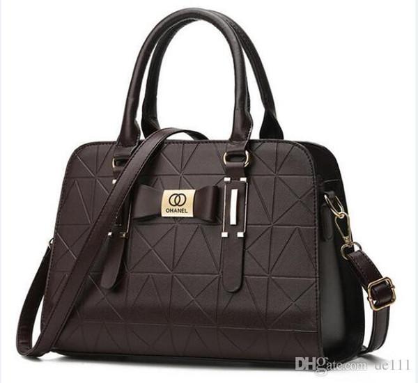 heiße neue Luxusfrauenbeutel Schultaschen PU-Leder Art- und Weiseberühmte Entwerferrucksackfrauen-Spielraumbeutelrucksacklaptoptasche neu modern