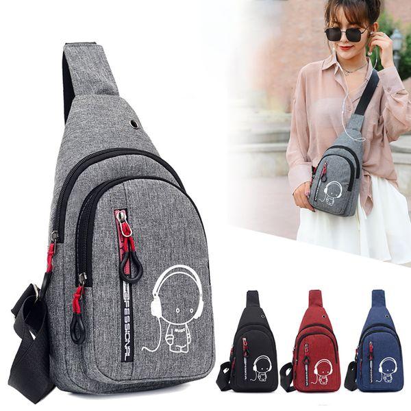 Da cintura Bag Mulheres Homens bolsa de perna Malha Checkerboard pochete feminina Shoulder cinta peitoral Bags Big Promoção Hot venda # T10P