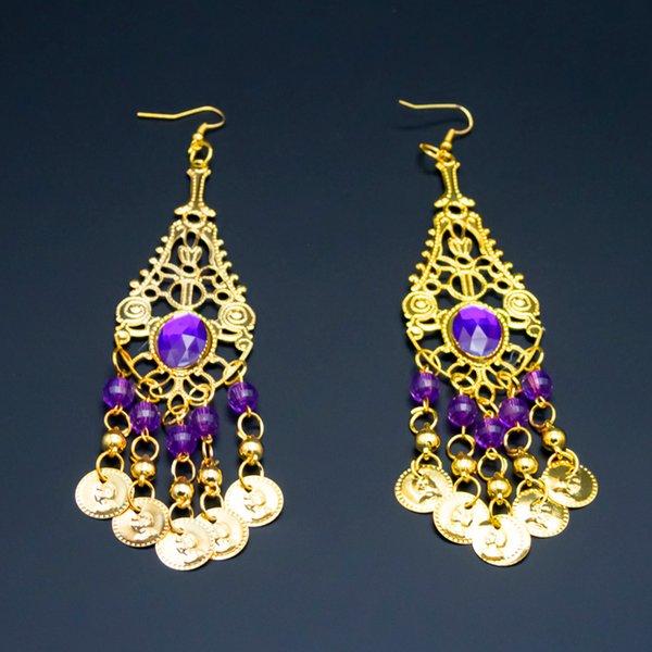 Pueple-Earrings
