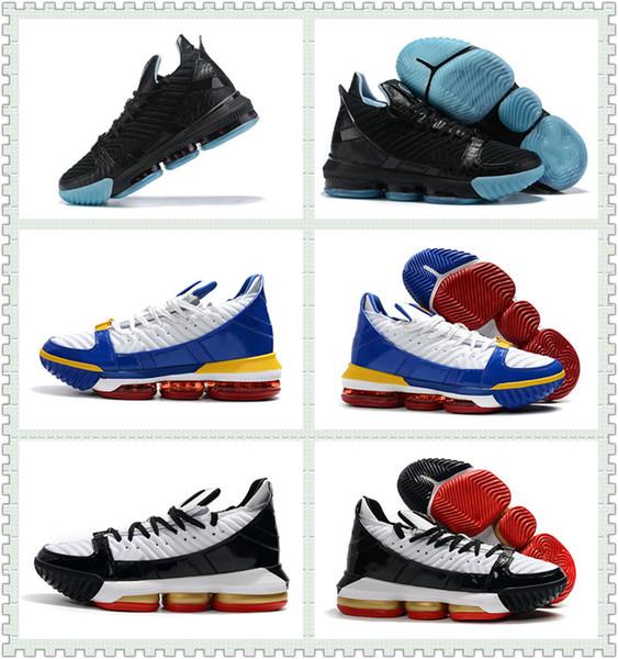 16 SB Superman Men Basketball Shoes 16 Glow in the Dark Black Glow HighQuality 16s Remix Mens Desinger Sneakers