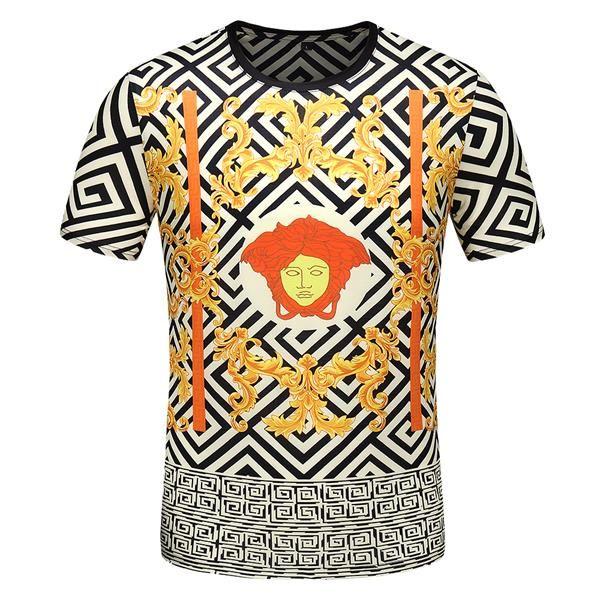 Fashion dresses Summer Men's clothing men printed T Shirts Summer Cotton Tees Skateboard Hip Hop Street wear T Shirts. G80