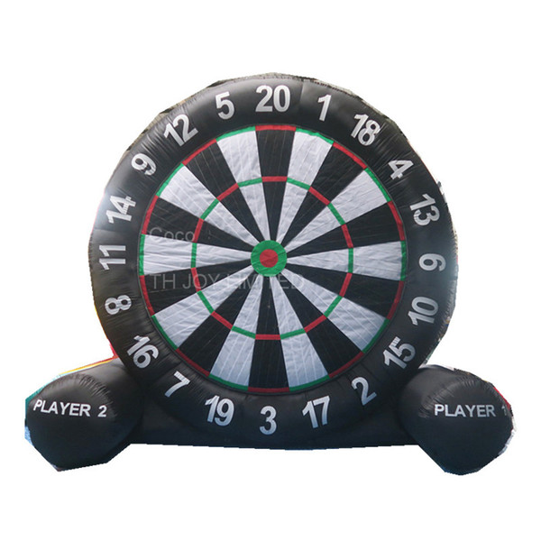 best selling 4m 13ft high giant inflatable foot darts boards football soccer inflatable darts games,inflatable golf dart boards game
