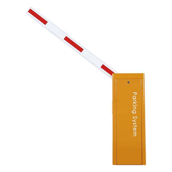 Barra de barrera GALO Poste recto Barra con sistema de compuerta de barrera automatizada para el estacionamiento (el pilar de soporte puede liberarse)