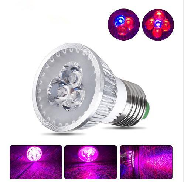 85-265V LED Grow Light Full Spectrum Grow Lamp 6W 10W E27 LED Bulbs Phyto Lamps For Plants Seeds Flower Vegetables Hydroponics