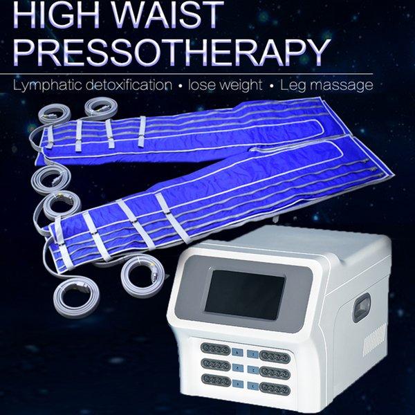Lymphdrainage Körper Abnehmen Decke Gewichtsverlust Fett reduziert Durchblutung Entlasten Müdigkeit professionelle Pressotherapie Massagegerät