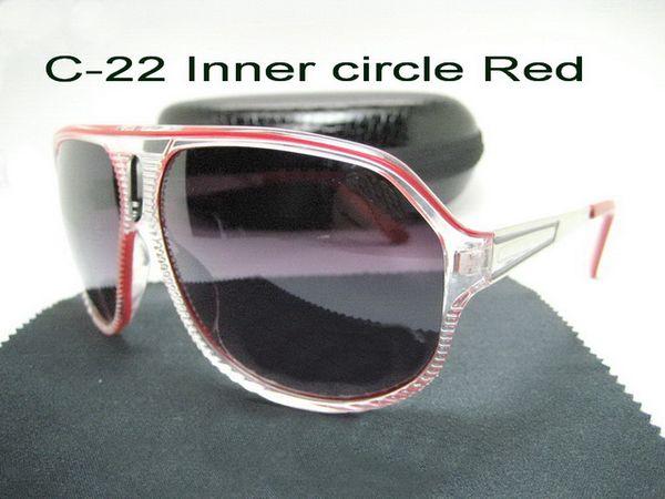 C-22 Inner Circle Red