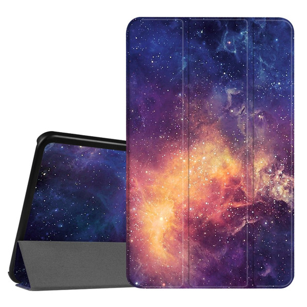 Slim Smart Cover Case for Galaxy Tab S4 A 10.5 7.0 8.0 10.1 S3 9.7 Ipad pro 10.5 11 9.7 inch 2017 Stand Cover with Auto Sleep/Wake