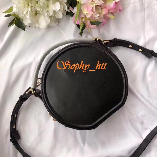 Bolsos de diseño Bolsos de las mujeres Bolso de lujo de calidad superior DELANEY Sling bolsos estilo círculo Bolso Hobos Totes Monedero