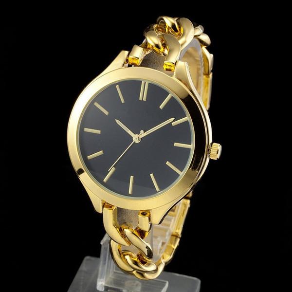 2018 New Fashion Style Women Watch Cowboy Bracelet Lady Steel wristWatch Luxury Quartz clock High Quality leisure man and woman Lovers watch