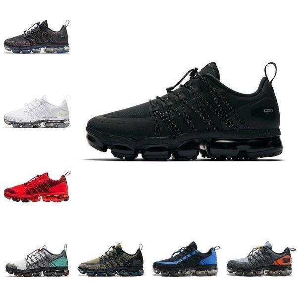 Высококачественные мужские беговые дорожки черные антрацитовые кроссовки для мужчин Спортивные кроссовки Средне-оливковые Тройные бордовые дизайнерские кроссовки