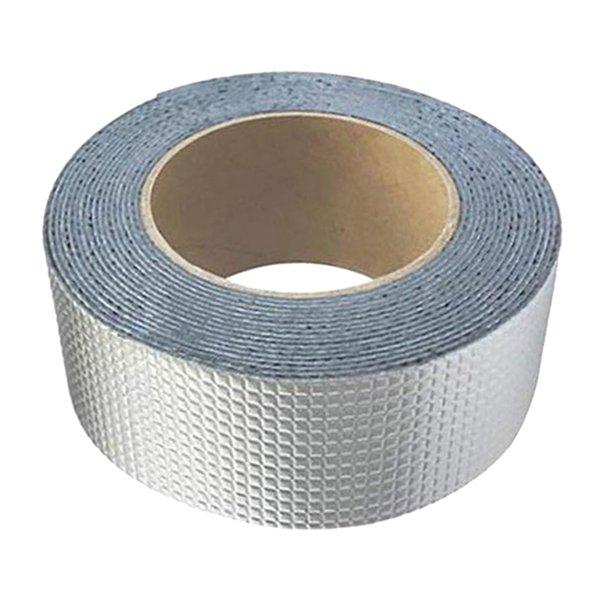 best selling Aluminum Foil Butyl Tapes Adhesive Band Marine Repairing Self Adhesive Tape