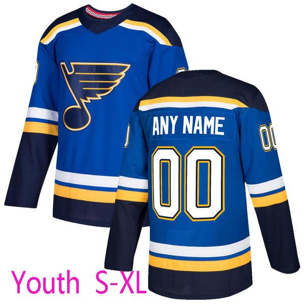 Blue 1 Youth S-XL