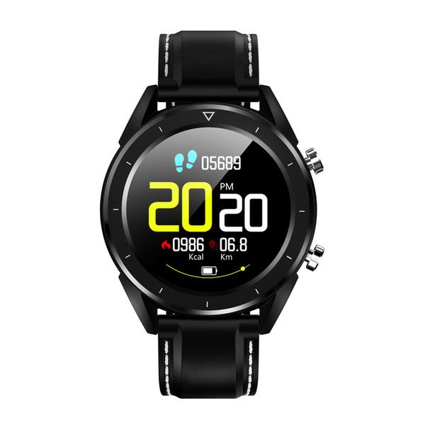Best Heart Rate Monitor Watch 2020.Dt28 Men Smart Watch Ip68 Waterproof Watch Payment Ecg Heart Rate Monitor Fitness Tracker Wristband Smart Band Sport Wristwatch Best Kids Smart Watch