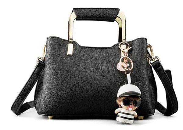 Designer-2019 Ruil Women Color splicing Little bee Bags Fashion Zipper Handbag Casual Shoulder Messenger Bag New Sac Femme handbags bags B08