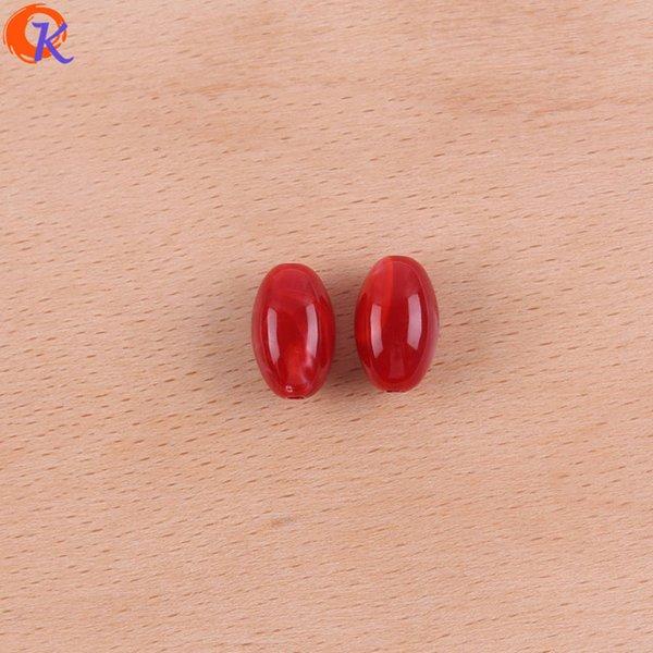 Color:Red&Item Diameter:8x14MM 200PCS