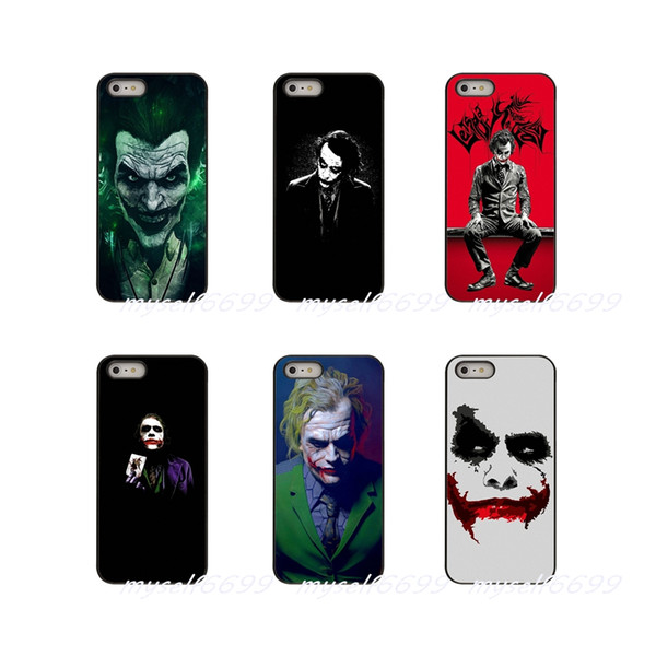 The Joker Hd Desktop Wallpaper Hard Phone Case Cover For Apple Iphone X Xr Xs Max 4 4s 5 5s 5c Se 6 6s 7 8 Plus Ipod Touch 4 5 6 Customize Cell Phone