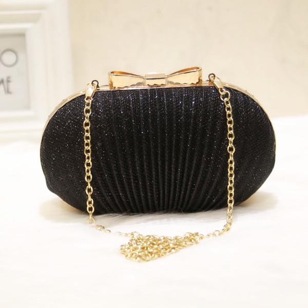 Black (oval hem)
