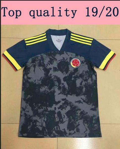 2019-2020 man Columbia soccer jersey copa america columbia football shirt Camiseta maillot de foot camisetas de futbol