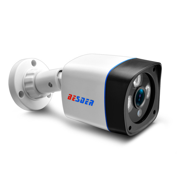 BESDER Wide Angle 2MP 1.3MP 1MP IP Camera Outdoor IR 25m HD Security Waterproof Night Vision P2P CCTV IP Cam ONVIF IR Cut XMEye