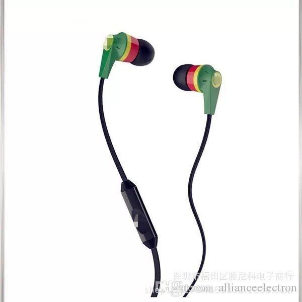 INKD Deep Bass Headphone Headset Earphone Fone De Ouvido with Microphone for iphone6 5S 6S Plus Universal