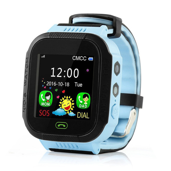 Y21S GPS Kids Smart Watch Anti-Lost Flashlight Baby Smart Wristwatch SOS Call Location Device Tracker Kid Safe vs Q528 DZ09 U8 Smart Watch
