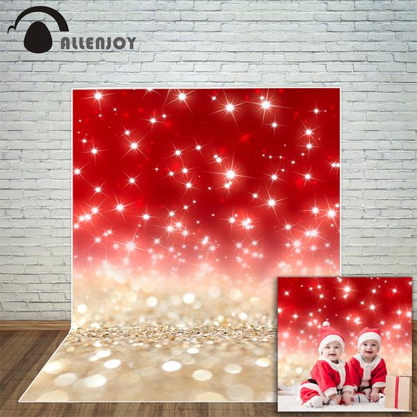 backdrop design Allenjoy photography backdrop abstract christmas stars Bokeh glitter background photo studio new design camera fotografica