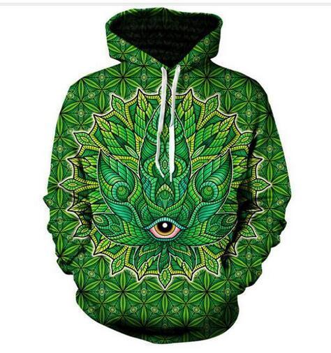 New Fashion Harajuku Style Casual 3D Printing Hoodies Psychedelic Men / Women Autumn and Winter Sweatshirt Hoodies BQ0105