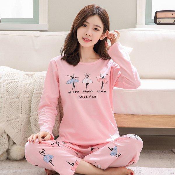 Conjunto de pijama de algodón