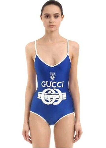 2019 моды 5color ГК дизайнерские футболки ФД бикини купальный костюм письмо печать купальники бикини для женщин купальник повязку сексуальный купальный s-ХL
